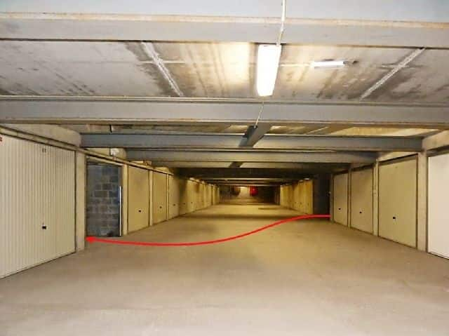 Parking space or garage for sale in Westende