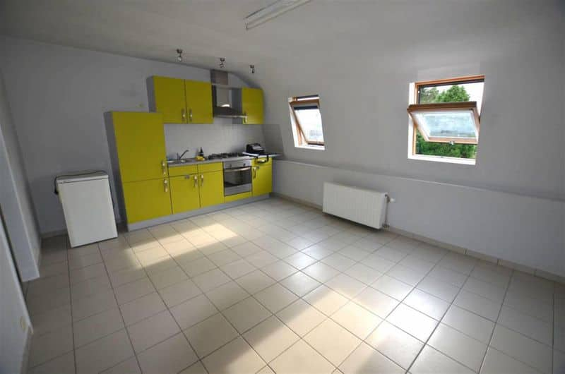 Appartement te huur in Courcelles