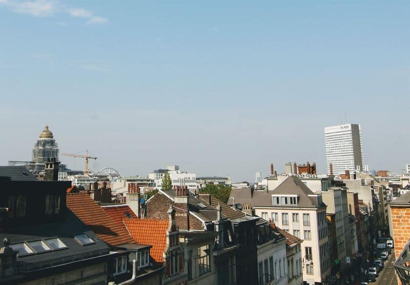 Penthouse for sale in Sint Gillis