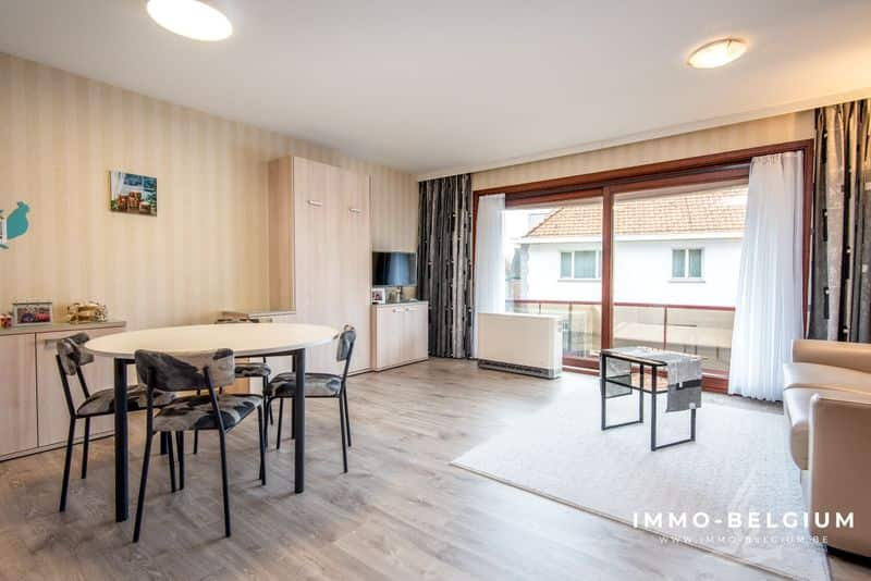 Studio flat for sale in De Haan