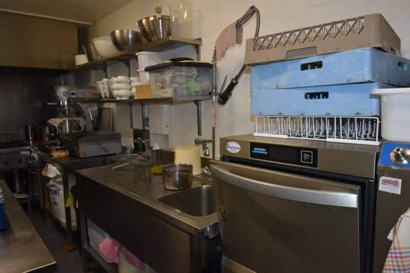 Business for sale in Wenduine