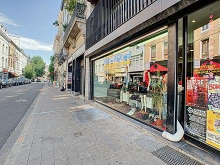 Retail space<span>95</span>m² for rent