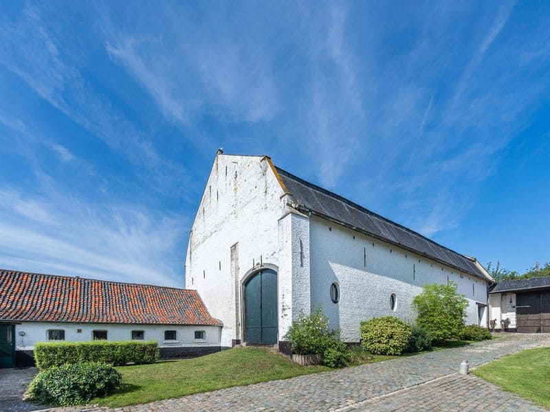 Farmhouse for sale in Huldenberg