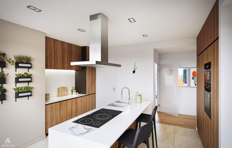 Apartment for sale in Brussels