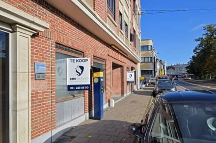 Business<span>198</span>m² for rent Ghent