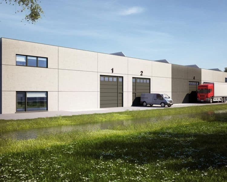 Warehouse for sale in Ruiselede