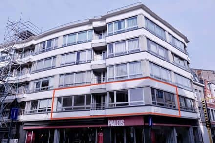 Apartment<span>115</span>m² for rent Ghent