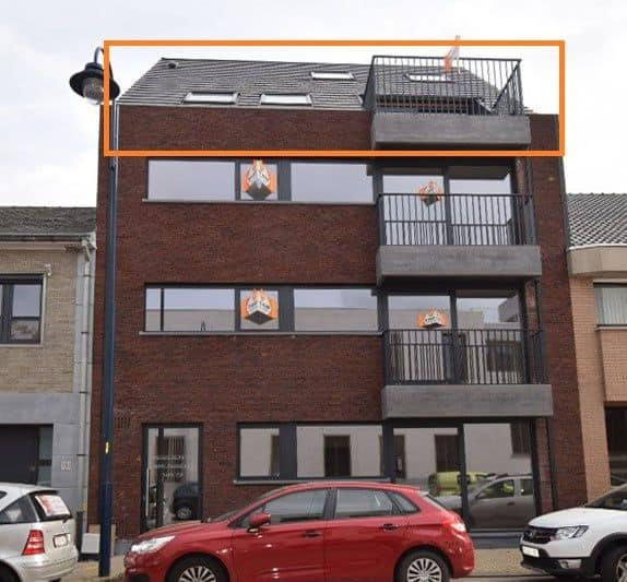 Apartment for sale in Lebbeke