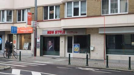 Office or business<span>90</span>m² for rent Etterbeek