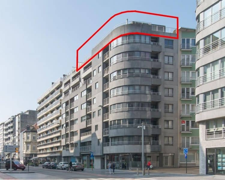 Penthouse for sale in Ostend