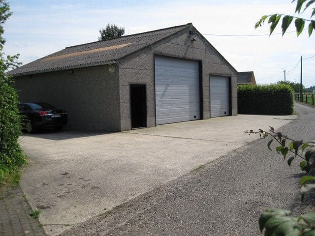 Warehouse for rent in Putte