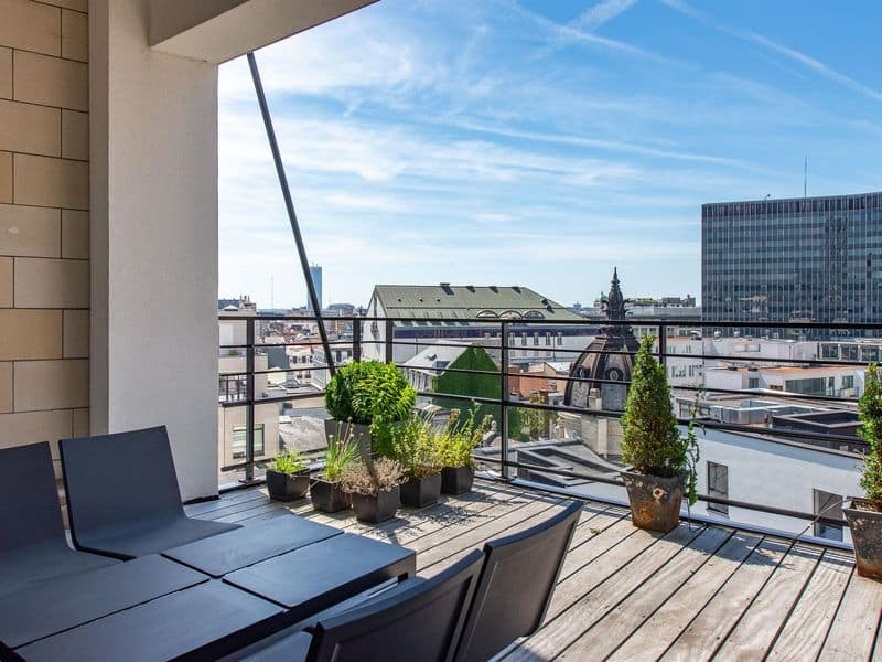 Penthouse te koop in Brussel