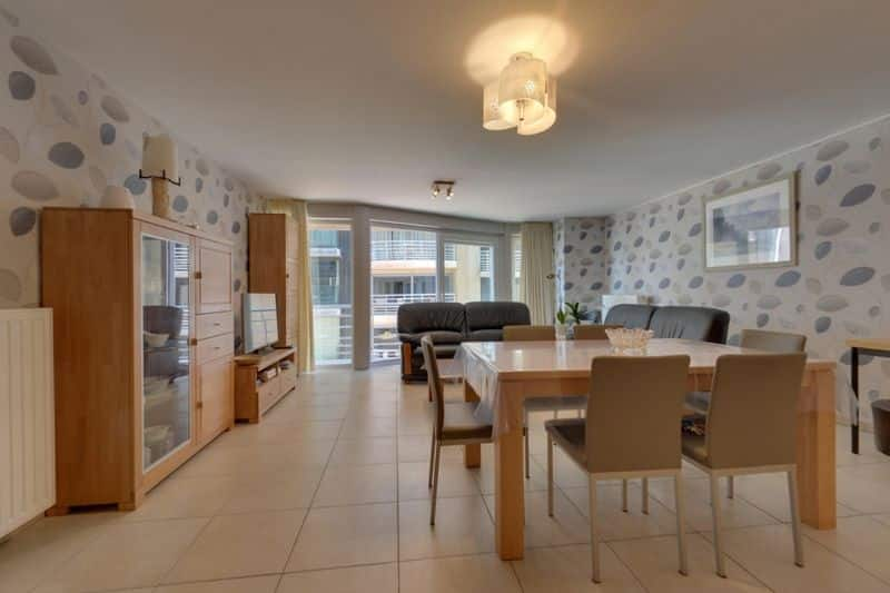 Apartment for rent in Blankenberge