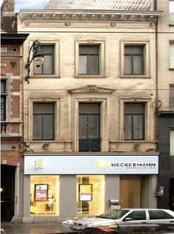 Office or business<span>134</span>m² for rent Sint Gillis