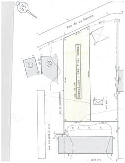 Land<span>431</span>m² for rent Couillet