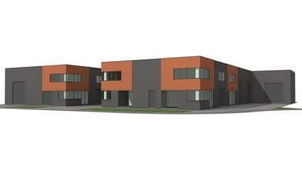 Warehouse<span>118</span>m² for rent