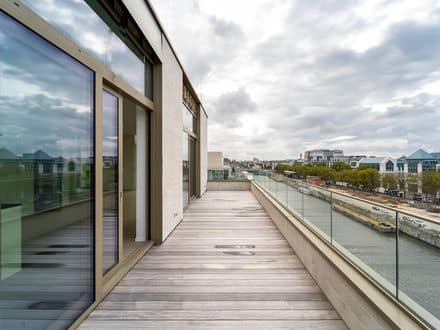 Penthouse<span>130</span>m² for rent Brussels