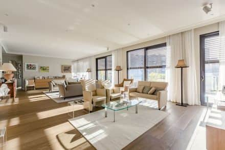 Penthouse<span>195</span>m² for rent