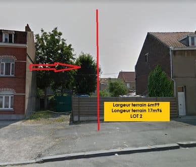 Land<span>125</span>m² for rent