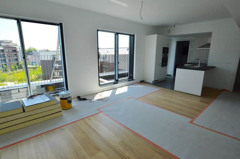 Appartement te koop in Evere