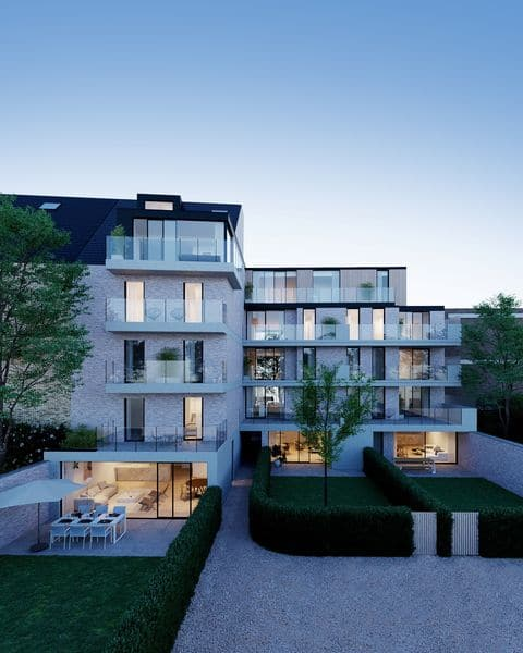 Investment property for sale in Blankenberge
