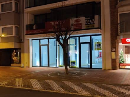 Business for rent Knokke Heist