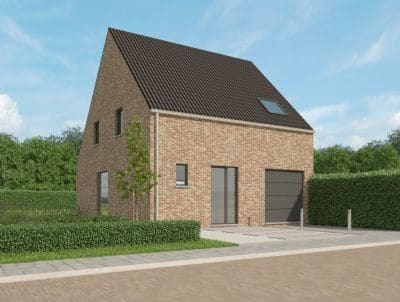 House<span>148</span>m² for rent Oostrozebeke
