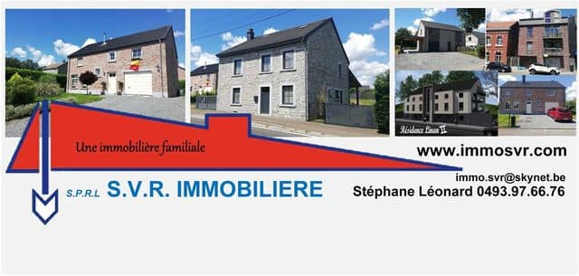 Svr Immobilière Sprl, agence immobiliere Aywaille