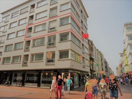 Apartment<span>86</span>m² for rent Blankenberge