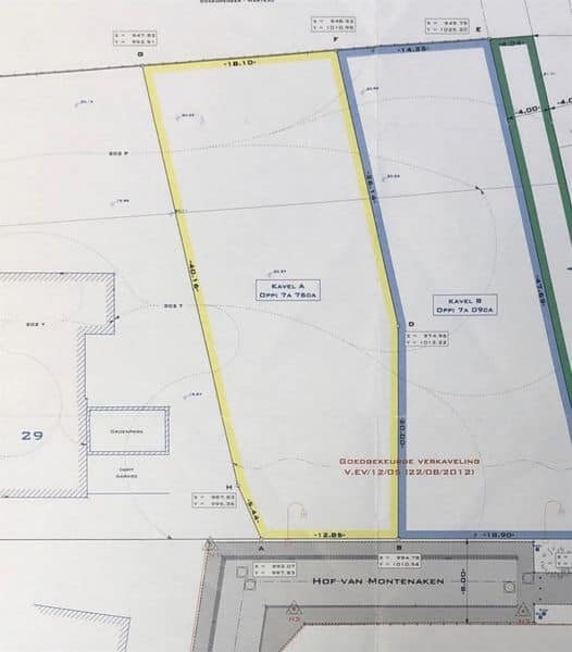 Land for sale in Everberg