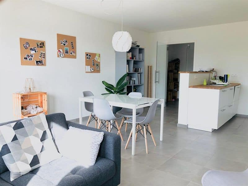 Apartment for sale in Court Saint Etienne