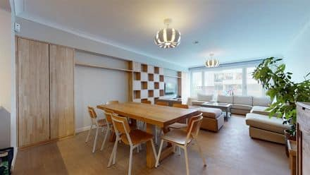 Apartment<span>111</span>m² for rent Brussels