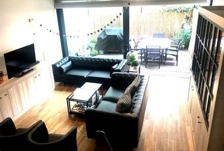 Ground floor flat<span>125</span>m² for rent