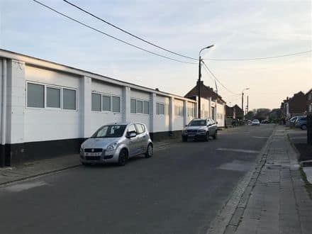 Warehouse<span>60</span>m² for rent Lot