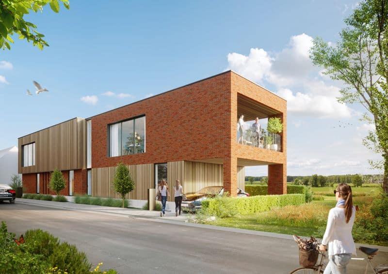 Land for sale in Lo Reninge