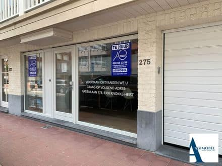 Business<span>38</span>m² for rent Knokke