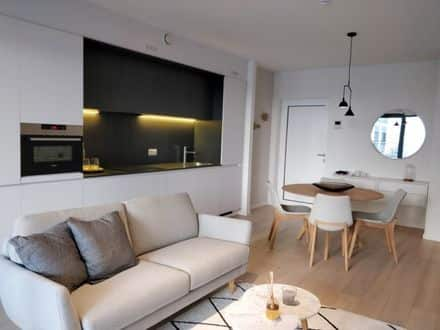 Apartment<span>56</span>m² for rent Brussels