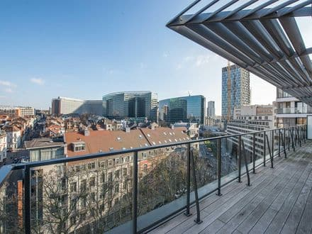 Penthouse<span>158</span>m² for rent