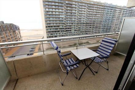 Apartment<span>40</span>m² for rent Ostend