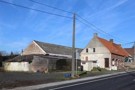 Special property for rent Hacquegnies