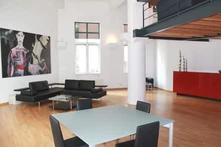 Loft<span>212</span>m² for rent Brussels