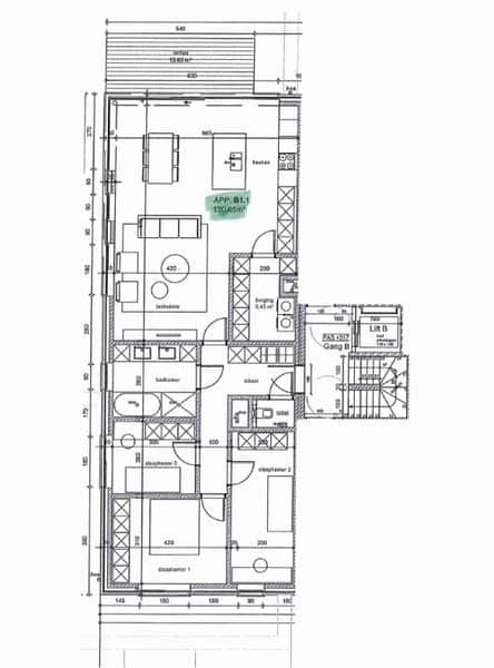 Apartment for sale in Herselt