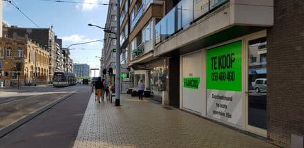Retail space<span>116</span>m² for rent