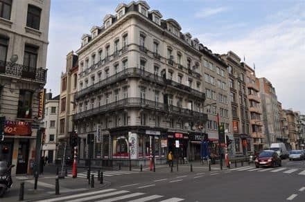 Office or business<span>120</span>m² for rent Brussels