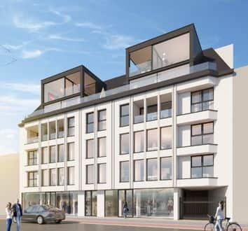 Apartment<span>124</span>m² for rent Ghent