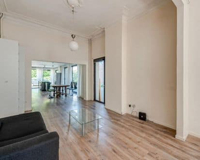 Ground floor flat<span>107</span>m² for rent