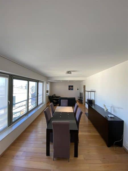 Penthouse for rent in Elsene