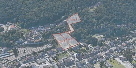 Land<span>2151</span>m² for rent Wandre
