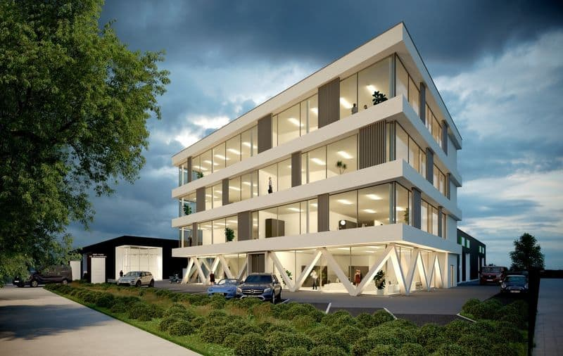 Office for sale in Melsele