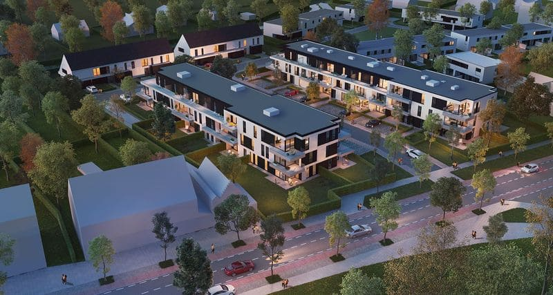 Apartment for sale in Jabbeke